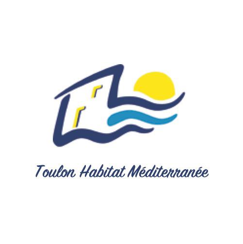 Logo Toulon Habitat Méditerranée