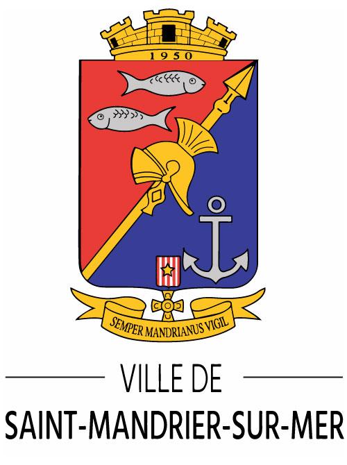 Logo ville de Saint-Mandrier