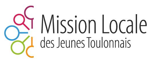 Logo mission locale des Jeunes Toulonnais